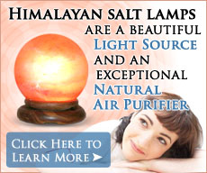 Himalayan Salt Lamps - Click to Learn More