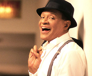 Al Jarreau will perform at the 30th Clearwater Jazz Holiday