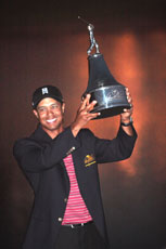This marked Tiger's sixth Arnold Palmer victory. - Photo by Wayne Cathel