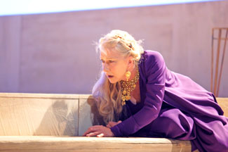 Helen Mirren in the Title Role of Phedre