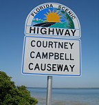 Courtney Campbell Causeway