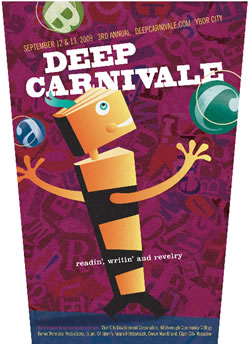 Deep Carnivale Will Take Place September 12 and 13