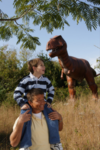 Dinosaur World Celebrates 10 Years