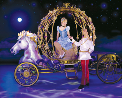 Disney on Ice Princess Classic at the St. Pete Times Forum