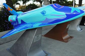 Dolphin Dream will go Up for Auction