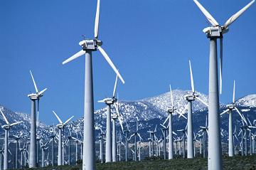 Wind Farms - John Foxx, Getty Images