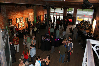 Sunscreen Film Festival Announcement Party. Photo by Wayne Cathel.