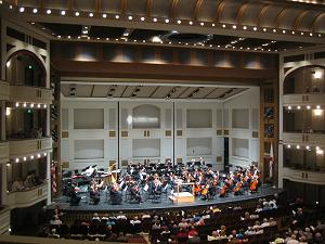 The Florida Orchestra at the Mahaffey Theatre