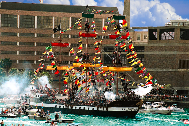 The Jose Gasparilla