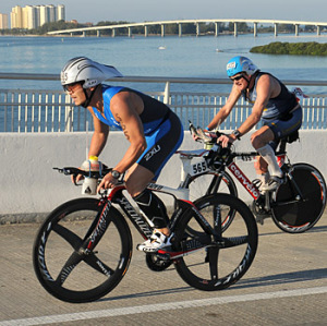 Foster Grant Ironman World Championship 70.3 course