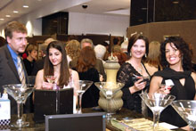 Scores of art lovers and philanthropists perused a variety of aesthetic creations - Photo by Simaen Skolfield