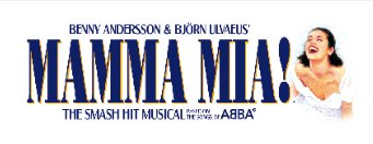 Mamma Mia at Ruth Eckerd Hall