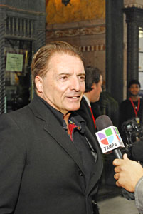 Emmy Award winner Armand Assante. Photo by Simaen Skolfield.