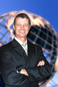 Internationally-Recognized Sales Expert, Patrick Valtin