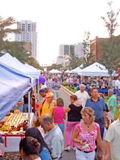 4th Friday in Downtown Clearwater - Photo by Joshua T. Gillion