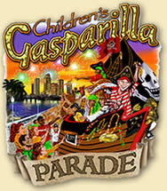 The Gasparilla Children's Parade will Take Place on January 23rd