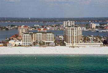 Sandpearl Residences on Clearwater Beach