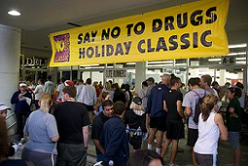Say No to Drugs Holiday Classic
