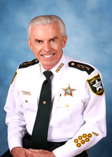 Pinellas County Sheriff Jim Coats