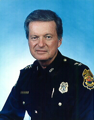 Clearwater Police Chief Sid Klein
