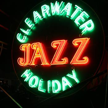 Clearwater Jazz Holiday - Photo by Brad Kugler