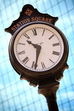 Lunchtime Concert Series in Station Square Park Starts Oct 1