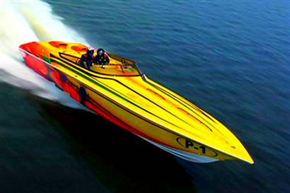 The Super Boat Races will come to Clearwater Beach this October