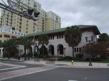 The Downtown Clearwater Post Office was recently saved by USPS Officials - Photo by Heidi Lux