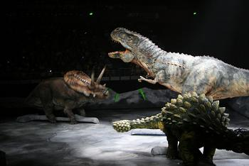 Walking with Dinosaurs the Arena Spectacular