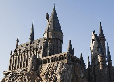 The Recreation of Hogwarts Castle in The Wizarding World of Harry Potter